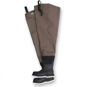 Hofte waders bootfoot